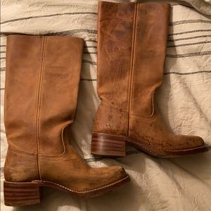 Frye Campus boot.